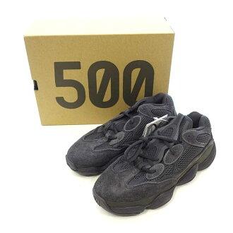 アディダス/ADIDAS YEEZY 500 DESERT RAT BLUSH UTILITY イージーブースト 買取参考金額は15.000~18.000円前後