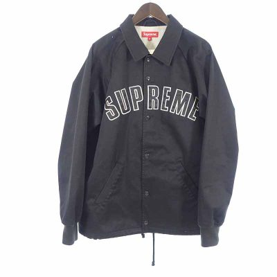 シュプリーム/SUPREME 15AW Twill Coaches Jacket ジャケット参考買取価格12000~18000円前後