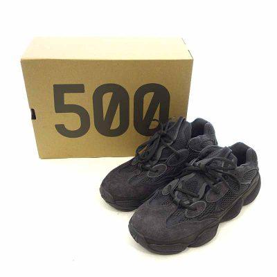 アディダス/ADIDAS YEEZY BOOST 500 DESERT RAT BLUSH UTILITY参考買取価格16000~21000円前後