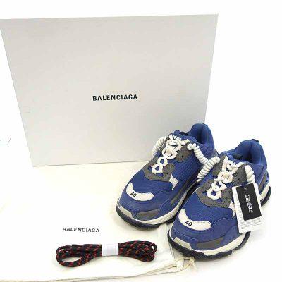 バレンシアガ/BALENCIAGA 18AW トリプルS TRIPLE S TRAINERS スニーカー 買取参考金額  40000円~45000円前後