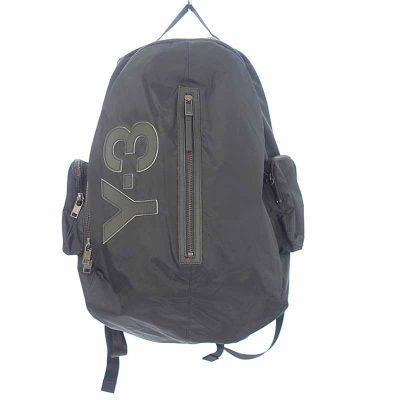 ワイスリー/Y-3 Logo Back Pack ロゴ デザイン バック パックリュック参考買取価格7000~12000円前後