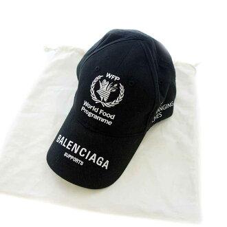 バレンシアガ/BALENCIAGA World Food Programme 刺繍 キャップ 買取参考金額10,000~20,000円前後