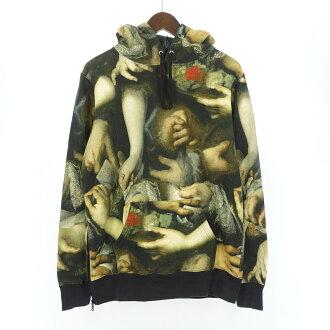 シュプリーム/SUPREME UNDERCOVER 15SS Hooded Sweatshirt 総柄買取参考金額は40.000~50.000円前後