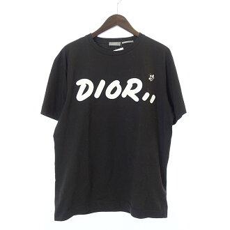 ディオールオム/DIOR HOMME KAWS 19SS ロゴtシャツ 買取参考金額40,000~50,000円前後