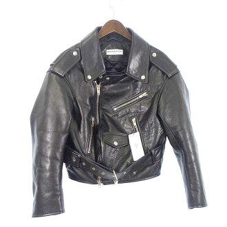 バレンシアガ/BALENCIAGA 18SS Swing biker バイカー ライダースジャケット 買取参考金額100,000~130,000円前後