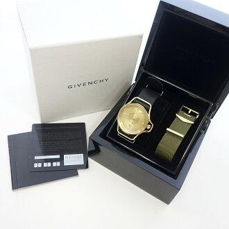 ジバンシィ/GIVENCHY  セブンティーンウォッチ Seventeen Watch クオーツ 時計 買取参考金額 20000~30000円前後