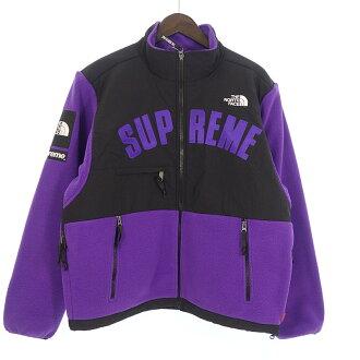 シュプリーム/SUPREME 19SS The North Face Arc Logo Denali フリース ジャケット