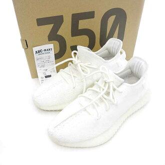 アディダス/ADIDAS YEEZY BOOST 350 V2 CREAM WHITE スニーカー買取参考金額は 15000~20000円前後