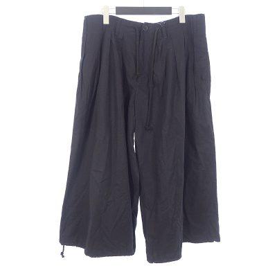 ヨウジヤマモト/YOHJI YAMAMOTO HV-P26-019 18AW Classic Balloon Pants パンツ買取参考金額15,000~20,000円前後