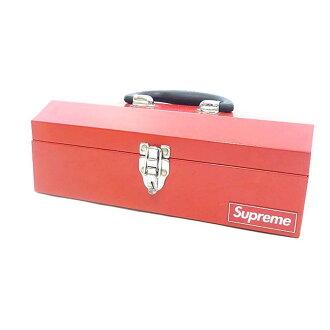 シュプリーム/SUPREME 14AW Metal Toolbox 買取参考金額は10.000円前後