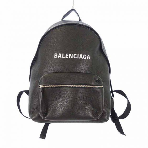 バレンシアガ/BALENCIAGA EVERYDAY L エブリデイ バックパック参考買取価格50000~70000円前後