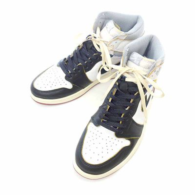 ナイキ/NIKE UNION LOS ANGELES AIR JORDAN 1 HIGH OG参考買取価格40000~50000円前後