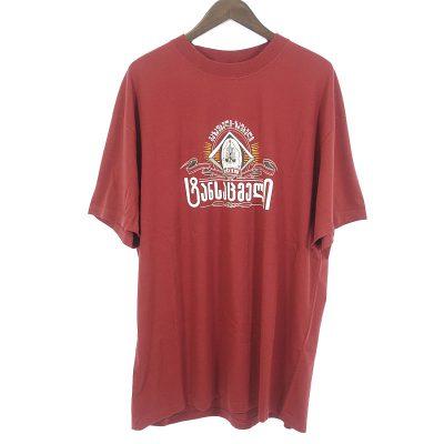 ヴェトモン/VETEMENTS 19SS TRANSLATED T-SHIRTTシャツ 参考買取価格1.5万から2万前後