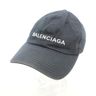 バレンシアガ/BALENCIAGA ロゴ 刺繍 キャップ