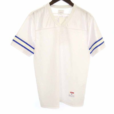 シュプリーム/SUPREME 15SS Football Top tシャツ買取参考金額6,000~8,000円前後