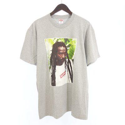 シュプリーム/SUPREME 19SS Buju Banton Tee Tシャツ参考買取価格10000~14000円前後