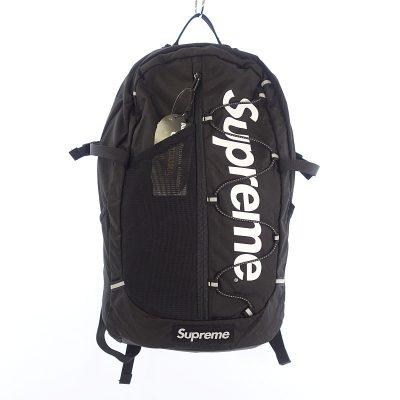 シュプリーム/SUPREME 17SS Backpack ボックスロゴナイロンバックパック参考買取価格15000~20000円前後