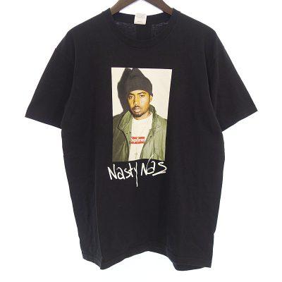 シュプリーム/SUPREME 17AW NAS Teetシャツ参考買取価格15000~20000円前後
