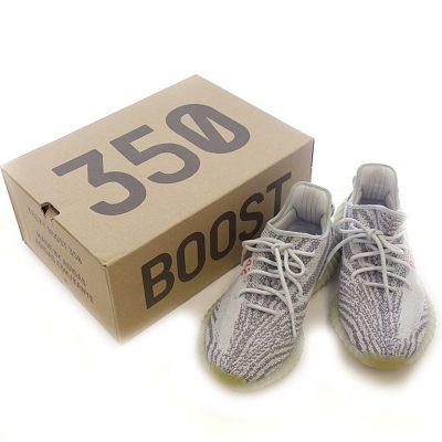 アディダス/ADIDAS YEEZY BOOST 350 V2 BLUE TINT参考買取価格15000~25000円前後