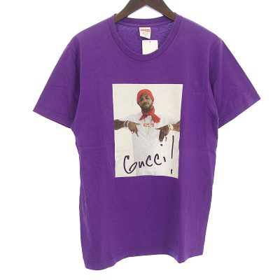 シュプリーム/SUPREME 16AW Gucci Mane Tee グッチメインフォトプリントTシャツ 参考買取価格10.000円から12.000円前後