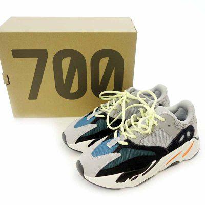 アディダス/ADIDAS YEEZY BOOST 700 WAVE RUNNER参考買取価格20000~30000円前後