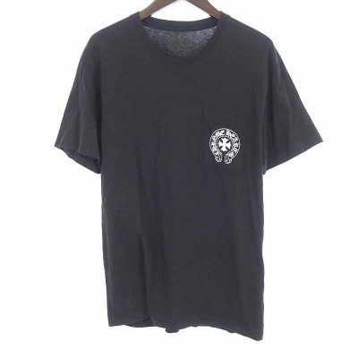 クロムハーツ/CHROME HEARTS CHプラス ポケット TOKYOTシャツ参考買取価格6000~12000円前後