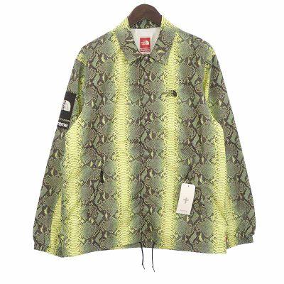 シュプリーム/SUPREME × THE NORTH FACE 18SS Snakeskin Taped Se 買取参考金額8000~12000円前後