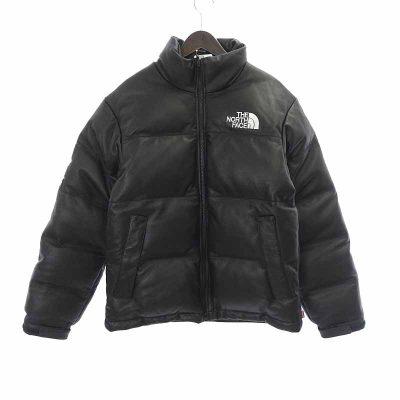 シュプリーム/SUPREME THE NORTH FACE 17AW Leather Nuptse Jacke 買取参考価格10万から12万