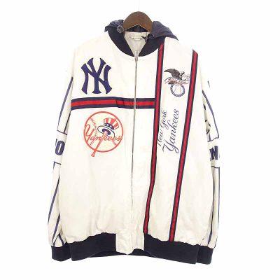グッチ/GUCCI  18AW × NY Yankees ニューヨーク ヤンキース 日本15着限定 ジャケット 買取参考金額 80000円前後