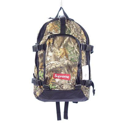 シュプリーム/SUPREME 19AW Backpack Real Tree バックパック リュック買取参考金額10000~15000円前後