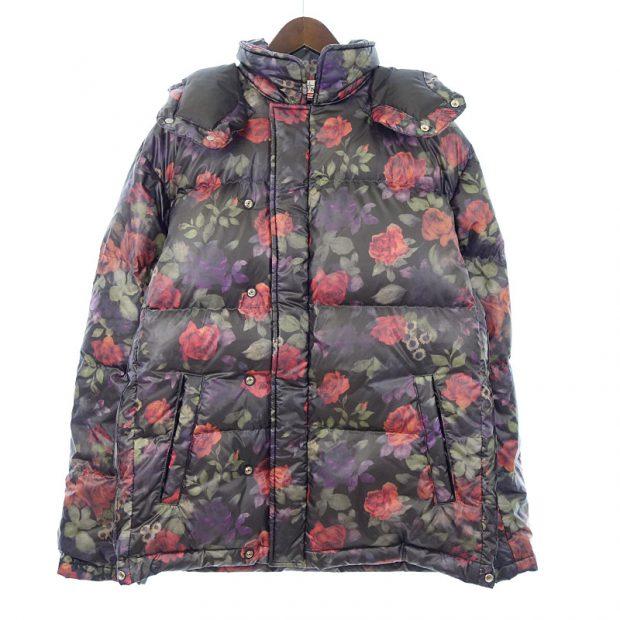 シュプリーム/SUPREME Stone Island 17AW Puffy Jacket ダウンジャケット買取参考金額50000~60000円前後