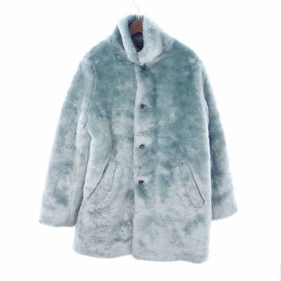 シュプリーム/SUPREME HYSTERIC GLAMOUR Fuck You Faux Fur コート参考買取価格30000~40000円前後