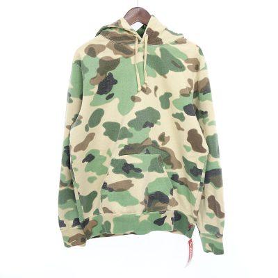 シュプリーム/SUPREME 20SS overdyed Hooded Sweatshirts パーカー 買取参考金額 5000円~10000前後