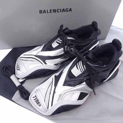 バレンシアガ/BALENCIAGA 20SS TYREX BLACK GRAY タイレックス スニーカー参考買取価格30000~40000円前後