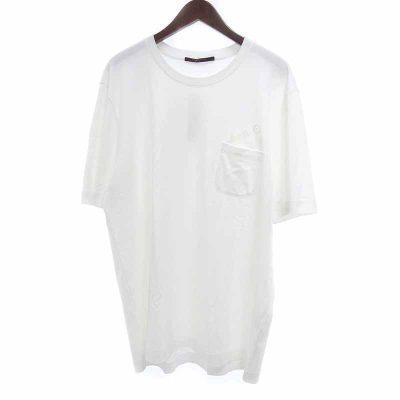 ルイヴィトン/LOUIS VUITTON MQJR04CMS モノグラム ポケット Tシャツ参考買取価格10000~15000円前後