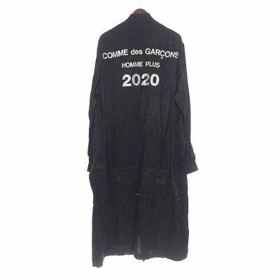 コムデギャルソンオムプリュス/COMME DES GARCONS HOMME PLUS 20SS キュプラサテン スタッフ コート 買取参考金額 20000~30000円前後