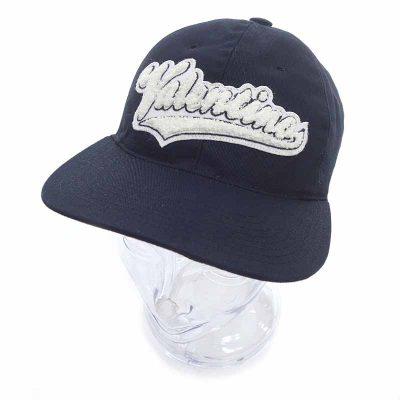 ヴァレンティノ/VALENTINO Varsity Logo Cap ロゴベースボールキャップ 買取参考金額7000~8000円前後