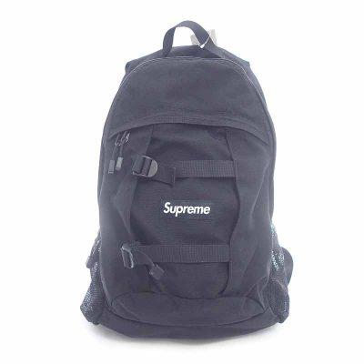 シュプリーム/SUPREME 14SS Back pack バックパック リュック参考買取価格10000~20000円前後