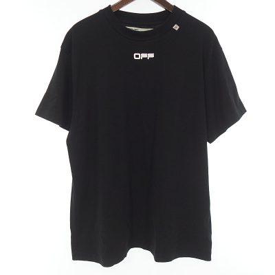 オフホワイト/OFF WHITE 20SS CARAVAGGIO ARROW S/S OVER TEE Tシャツ参考買取価格5000~15000円前後