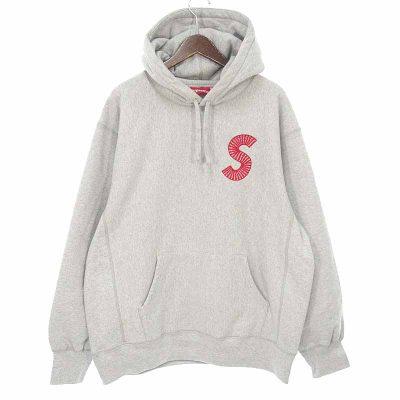 シュプリーム/SUPREME 20AW S Logo Hooded Sweatshirt スウェット パーカー 買取参考金額 15000~20000円前後