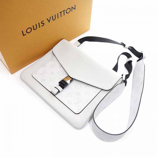 ルイヴィトン/LOUIS VUITTON 20SS モノグラム エクリプス フラップ メッセンジャー タイガラマ バッグ