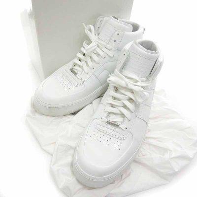 メゾンマルジェラ/MAISON MARGIELA 17AW low top Sneakers スニーカー 買取参考金額 15000~20000円前後