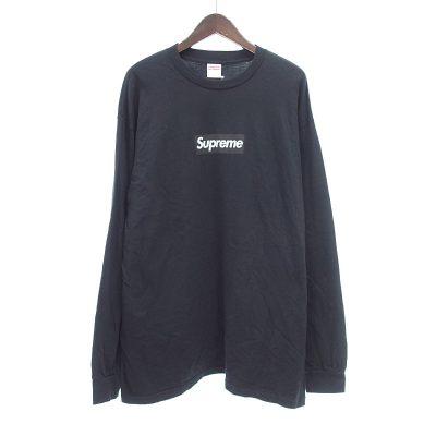 シュプリーム/SUPREME 20AW Box Logo L/S Tee カットソー参考買取価格10000~15000円前後