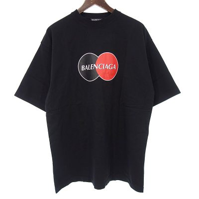 バレンシアガ/BALENCIAGA 20SS UNIFORM ユニフォーム ロゴ プリント Tシャツ参考買取価格15000~25000円前後