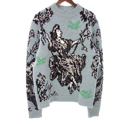 ディオール/DIOR 20aw JUDY BLAME ウール ニット セーター 買取参考金額 60,000~70,000円前後