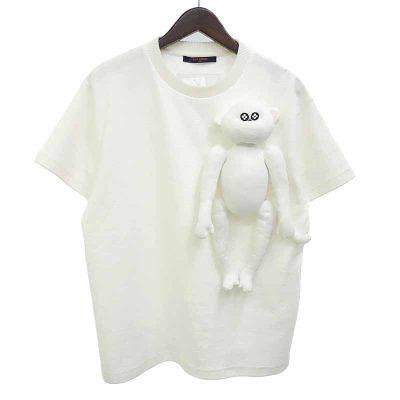 ルイヴィトン/LOUIS VUITTON 21SS 3D モンキー Tシャツ参考買取価格25000~35000円前後