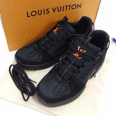 ルイヴィトン/LOUIS VUITTON × Lucien Clarke 21SS ア ビュー ライン スニーカー