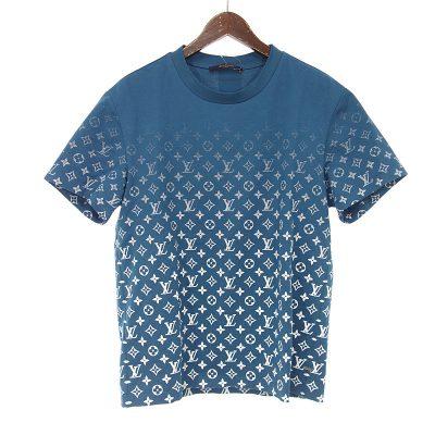 ルイヴィトン/LOUIS VUITTON 20AW モノグラム グラディエント Tシャツ参考買取価格25000~30000円前後