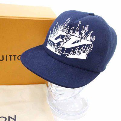 ルイヴィトン/LOUIS VUITTON 21SS LVファイヤー キャップ参考買取価格30000~40000円前後