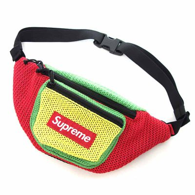 シュプリーム/SUPREME 21SS String Waist Bag ウエストバッグ 買取参考金額 3,000~5,000円前後